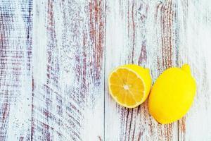 Zitrone foto