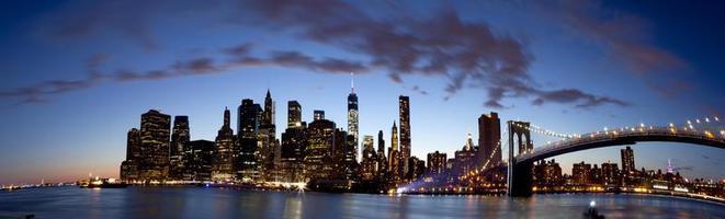 New York City - Lower Manhattan (2014) foto