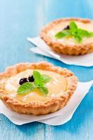 kleine Zitronenkuchen foto