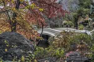 Bugbrücke foto
