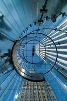 Glasgebäude foto