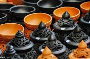 Handwerk von Thailand foto