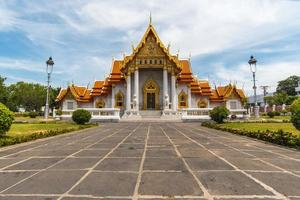 Wat Benchamabopit Dusitvanaram in Bangkok foto