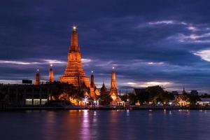 Wat Arun oder der Tempel der Morgendämmerung