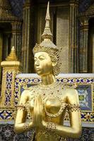 Grand Palace in Bangkok, Thailand foto