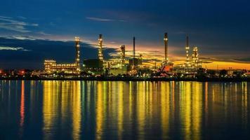 Bangchak-Raffinerie foto
