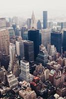 New York von oben foto