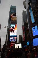 Times Square, Manhattan, New York foto