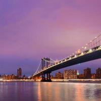 Manhattan Innenstadt foto