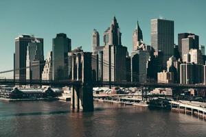 Manhattan foto