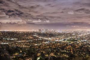 Los Angeles von oben foto