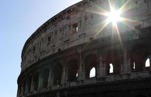 Kolosseum, Rom, Italien foto