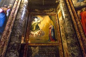 Kirche des Gesu, Rom, Italien foto