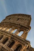 das Kolosseum in Rom foto