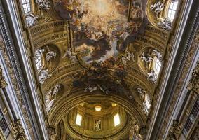 Kirche des Gesu, Rom, Italien