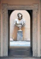 Büste in der Nische, Rom