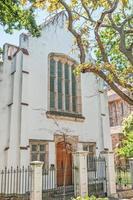 ein teil der st. Georges Kathedrale in Kapstadt foto