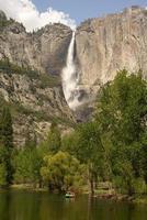 Kanufahren Yosemite foto