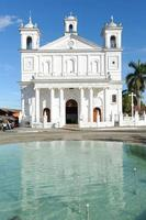 die Kirche von Suchitoto