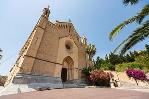 Heiligtum de Sant Salvador, Mallorca foto