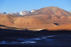 Bergplateau Puna, Nordargentinien foto