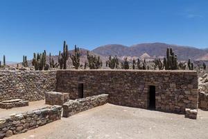 Kirche in Pucara de Tilcara
