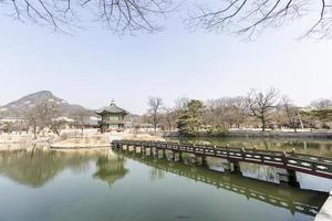 Hyangwonjeong Pavillon foto