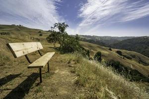Sitz mit Aussicht foto
