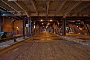 äußere Antriebsbrücke foto