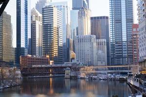 Chicago Innenstadt foto