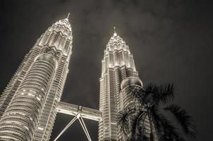 Petronas Türme foto