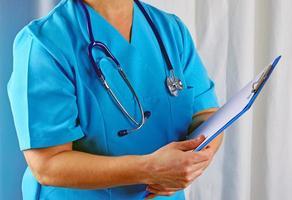 medizinisches Dokument foto