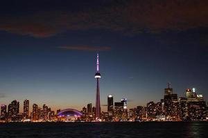 Toronto Skyline Nacht