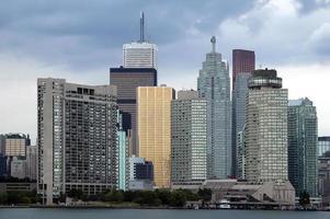 Finanzviertel von Toronto