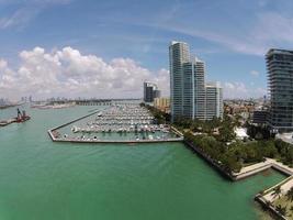 Miami Beach Boat Marina foto