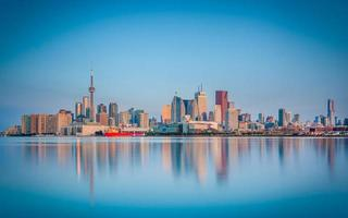 Skyline von Toronto, Kanada foto
