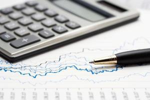 Finanzbuchhaltung foto