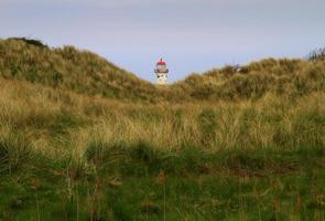 verlorener Leuchtturm foto