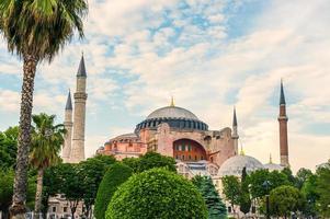 altes Hagia Sophia Exterieur