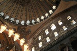 Aya Sofya, Istanbul, Truthahn foto