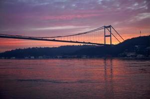 Fatih Sultan Mehmet Brücke foto