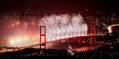 Bosphorus Brücke foto