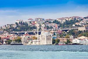 die Dolmabahce-Moschee