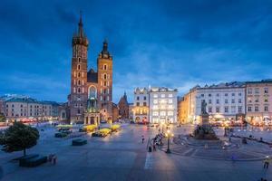 Krakau in Polen