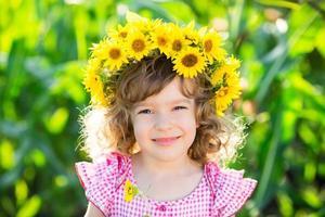 schönes Kind foto