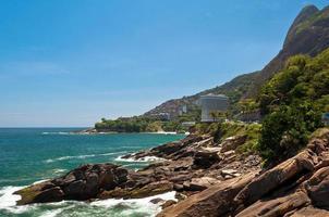 Rio de Janeiro Küste foto
