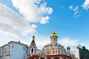 Kazan Kathedrale, Moskau