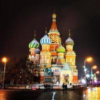 die Farben von Moskau