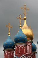 russisch-orthodoxe Kirche foto
