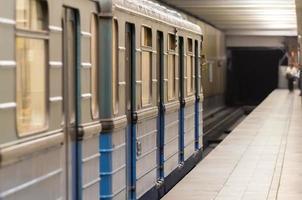 Moskauer U-Bahnstation